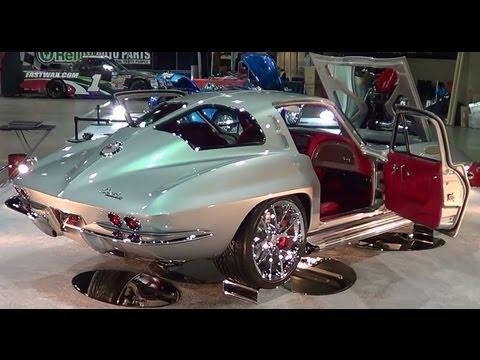 "1963 Corvette ""Split Personality"""
