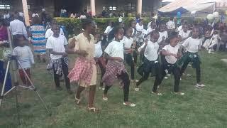 Ringtone ft Christina shusho tenda wema dance