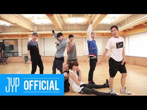 "GOT7 ""A"" Dance Practice"