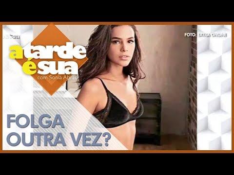 """Sonia Abrão Sobre Bruna Marquezine: """"Acho Que Vai Curtir Uma Geladeira"""""""
