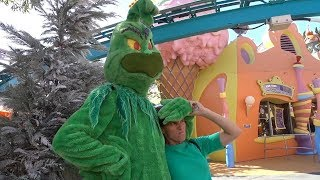 Stuck With 12 KIDS at a Theme Park Will Make You A GRINCH!