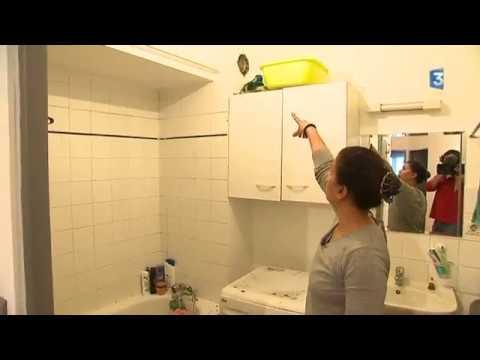 Montpellier : des appartements inondés dans le quartier Antigone