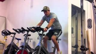 In-Season Hockey (Cardio-Spin Bike) Workout