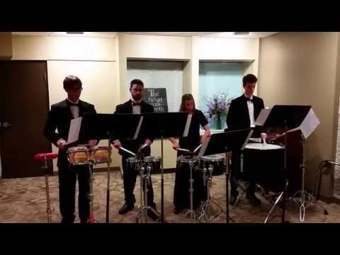 Decorah High School percussion- Quadratic Equation