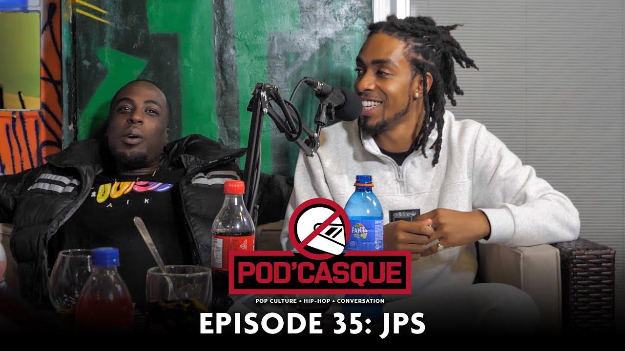 JPS: Dirty Ls, Drill Music, Connexion, Laval & MTL, Rap local, Carrière, et + | Pod'Casque