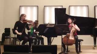 Ludwig van Beethoven - Piano Trio in C minor, Op. 1, No. 3