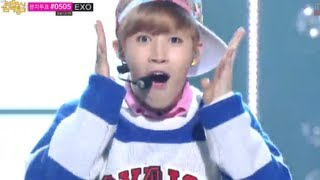 Repeat youtube video [HOT] Henry(feat.Amber f(x)) - 1-4-3(I Love You), 헨리 - 1-4-3(아이 러브 유), Music core 20130907