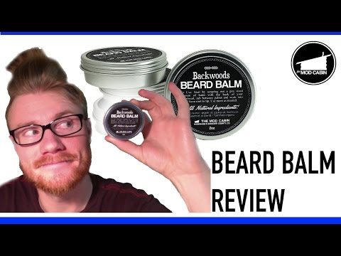 "GROW A BEARD: ""THEMODCABIN"" BEARD BALM REVIEW"