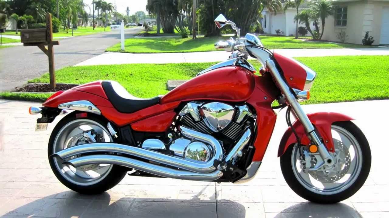 Suzuki Boulavard Motorcycle