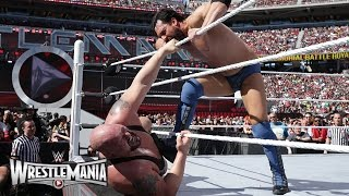 Download Andre the Giant Memorial Battle Royal: WrestleMania 31 Kickoff Mp3 and Videos