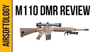 Classic Army M110 - The Best Airsoft DMR? | Airsoftology