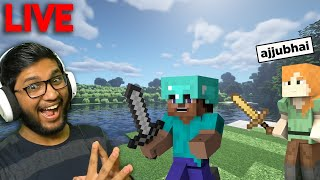 MINECRAFT KHATARNAK GRAPHICS with Total Gaming