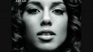 "Alicia Keys ""Teenage Love Affair"" [with lyrics]"