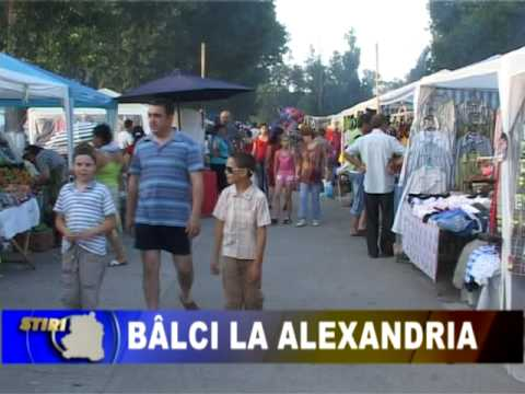Balci la Alexandria