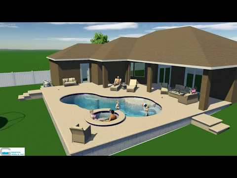 Griffin Pools Inc Custom Pool And Spa Design