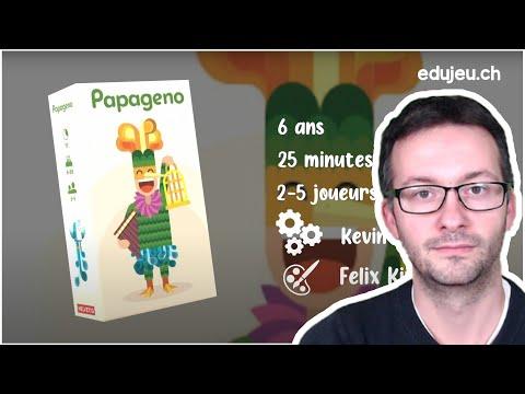 Papageno un jeu pédagogique