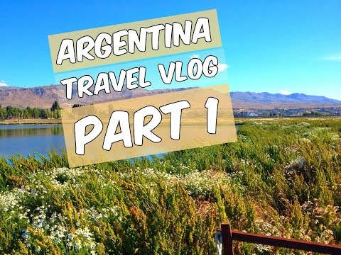 Backpacking Argentina | Travel Vlog Part 1
