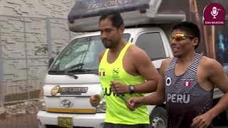 "Tema: Maratón ""Corre San Marcos 15K"""
