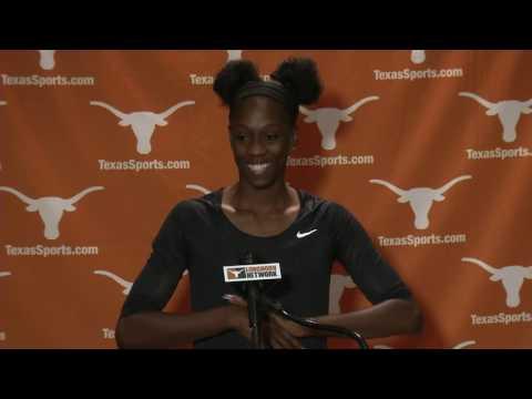 Press Conference: Ashley Spencer July 26, 2016