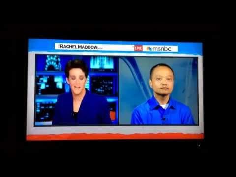 B.J. Reyes of the Honolulu Star-Advertiser, talking Hawaii politics on The Rachel Maddow Show.