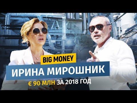 Ирина Мирошник. Железная леди с выручкой «около» 90 млн евро за 2018 год