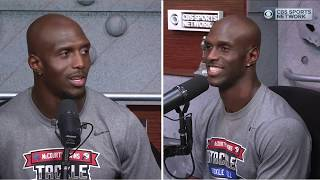 Devin and Jason McCourty join The Tiki and Tierney Show