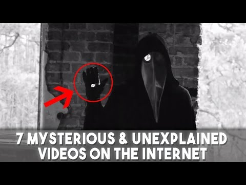 7 Mysterious & Unexplained Videos On The Internet