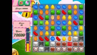 Candy Crush Saga: Level 276 (No Boosters) iPad 4