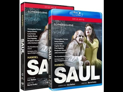 Handel: SAUL (Glyndebourne)