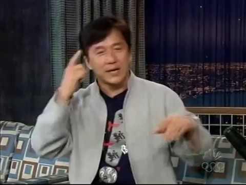 Conan O'Brien 'Jackie Chan 6/15/04