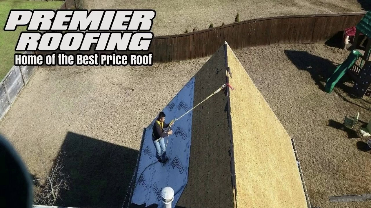Premier Roofing, llc: Roofing services