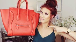 Whats In My Bag + Update Thumbnail
