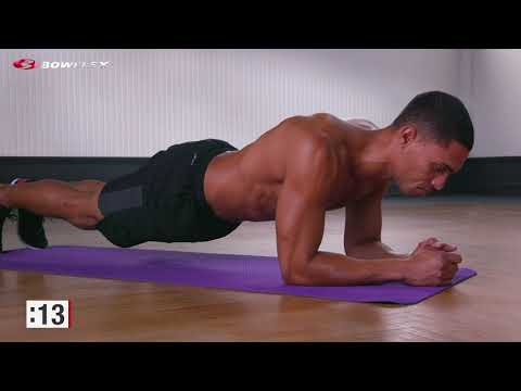 The Three Minute TV Commercial Full Body Workout