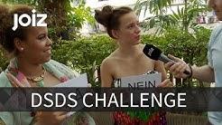 Gab es Sex unter den DSDS-Kandidaten? - Ja / Nein CHALLENGE mit Melissa und Daniela #5