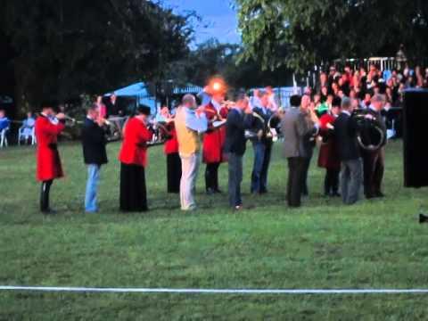 Trompes de chasse - Carrouges 2014 - Fanfare des B