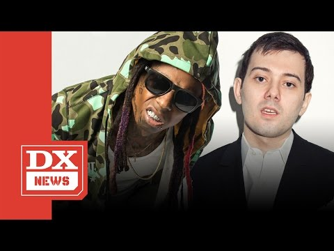 Martin Shkreli Leaks Tracks From Lil Waynes Tha Carter V & 1 Features Kendrick Lamar