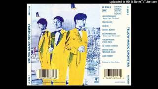 Track 8 on 'Yellow Magic Orchestra' (1978) Written by Yellow Magic ...