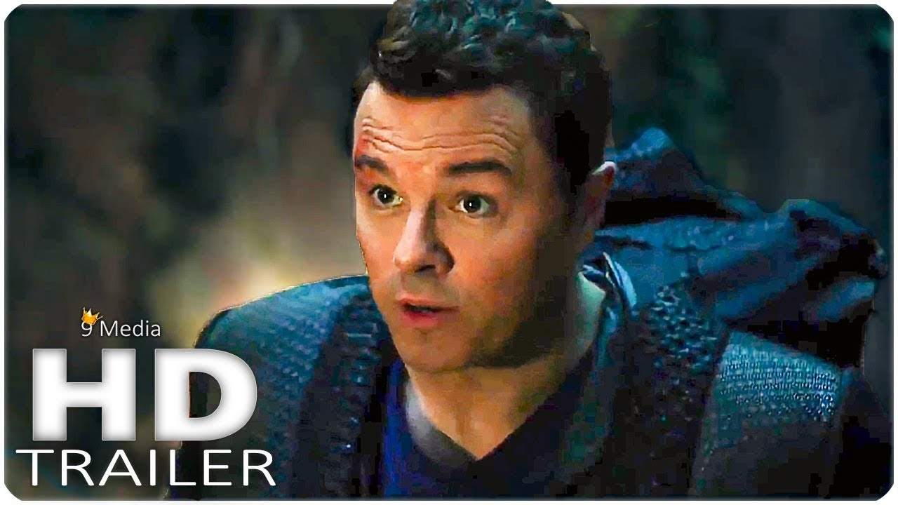 Download THE ORVILLE 2 Official Trailer (2018) Star Trek Spoof, Seth MacFarlane Comedy Drama Series HD
