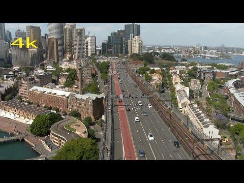 Sydney Bridge Climb (UHD)