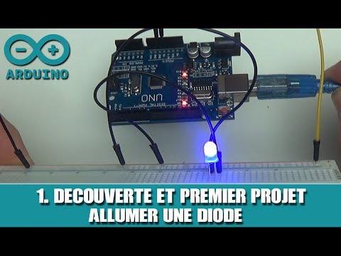 #1 ARDUINO - Découverte Et Premier Projet (Allumer Une LED)