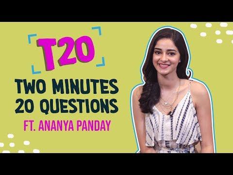 Ananya Panday: Varun-Natasha will get married next; Sara, Janhvi and I should do Charlie's Angels Mp3