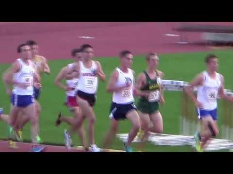 2016 Atlantic 10 10,000 meter Championship