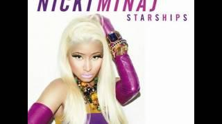 (OFFICIAL STARSHIPS INSTRUMENTAL) - Nicki Minaj