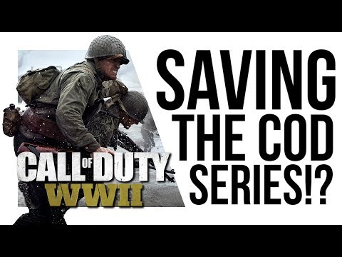 IS COD: WW2 SAVING THE SERIES!?