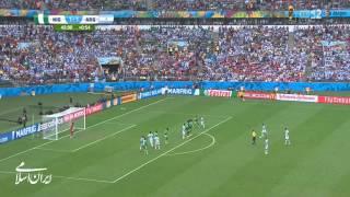 برترین گلهای جام جهانی 2014