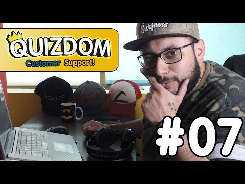 Quizdom - Customer Support #07