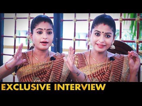 சந்திரா-வை  எப்படியாச்சும் கொல்லனும்   Actress Nagashree Interview   Chandralekha Serial Lekha