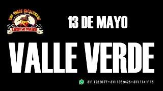 FIESTAS VALLE VERDE 2016 - RANCHO LOS VOLCANES