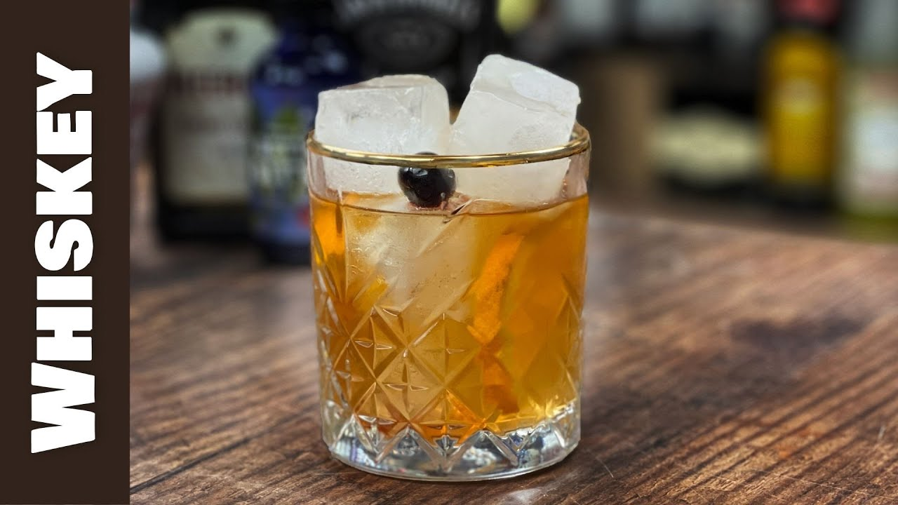 Old Fashioned Cocktail Riffs - 1