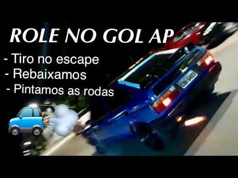 ROLE DE GOL AP - REBAIXEI, COLOQUEI AEROFÓLIO E PINTEI A RODA